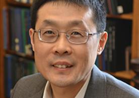 Portrait of Harrison Zhou