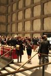 Faculty Gathered for FAS Winter Party in Beinecke