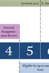 FASTAP 2016 Tenure Track Timeline
